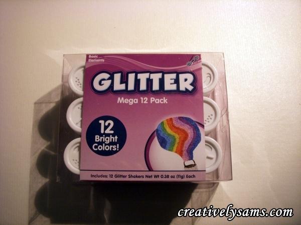 12 pack of glitter