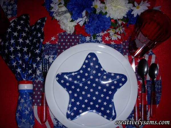 Star Place Setting.