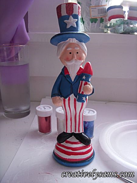 Uncle Sam Before