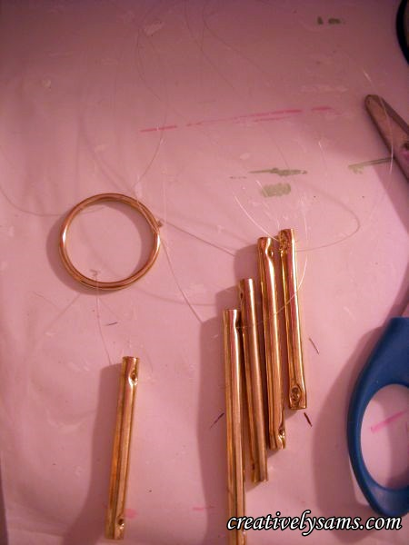 Supplies for Chimes