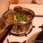Sam's Chicken Stir-Fry