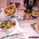 Sam's Chicken Stir-Fry-Frozen Ingredients