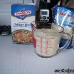 Sam's Chicken Stir-Fry Ingredients
