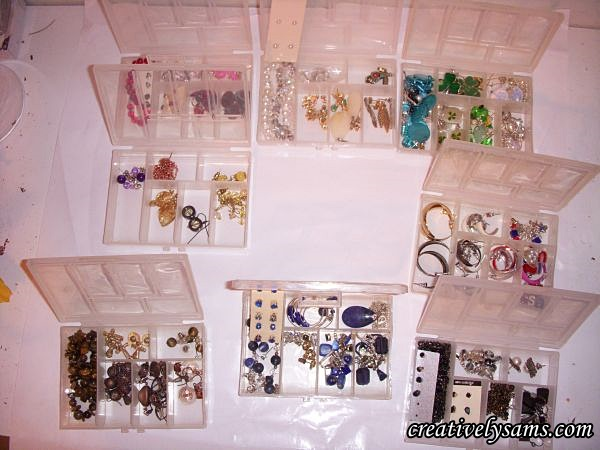 Organizing Earrings