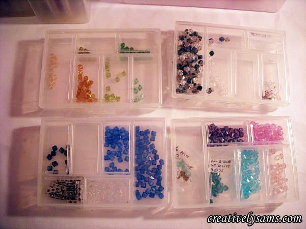 Organizing Earrings