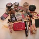 Make-up Storage trash