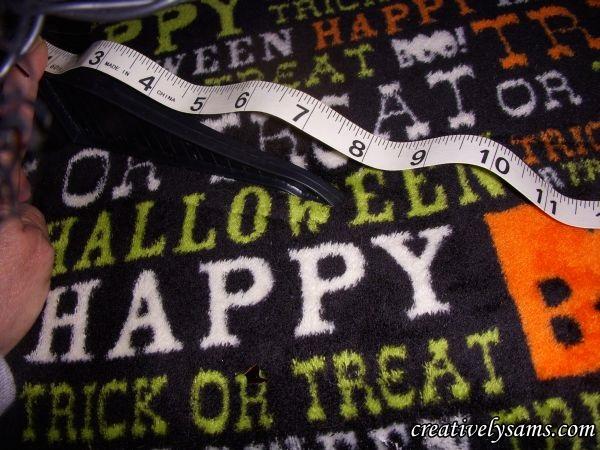 Halloween Tree Skirt