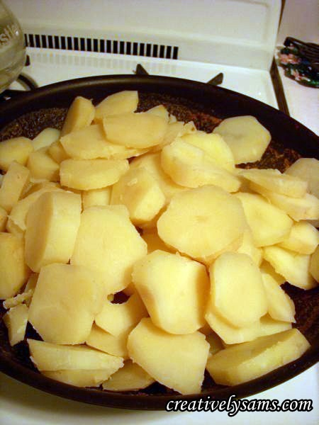 Hubby's Favorite Home Fries