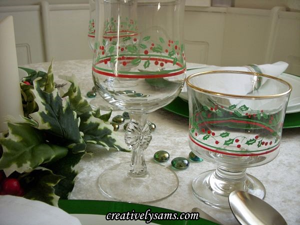 Holly Jolly Tablescape Inspiration