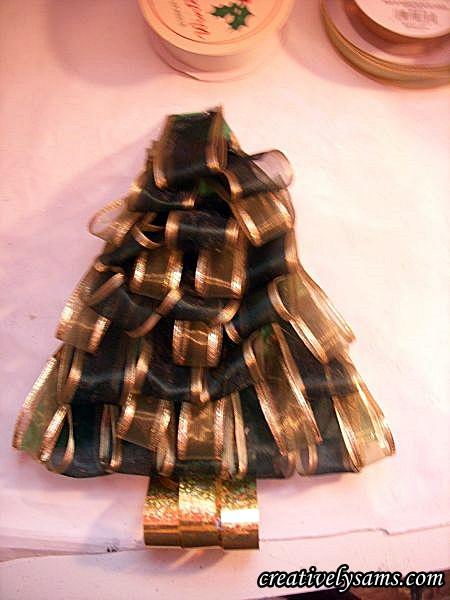 Christmas Package Embellishment
