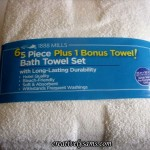 Shopping Haul Walmart Bath Towels