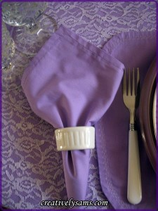 A Tablescape for Ryleigh Napkins