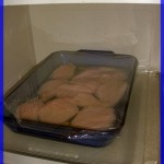 Microwave Chicken