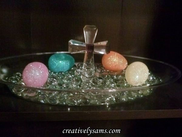 Terry's Easter Centerpiece