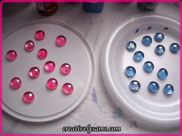 Painting Table Scatter