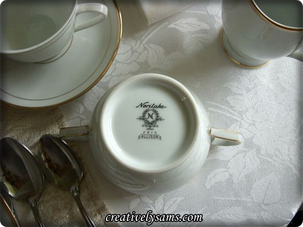 Wedding China Challenge