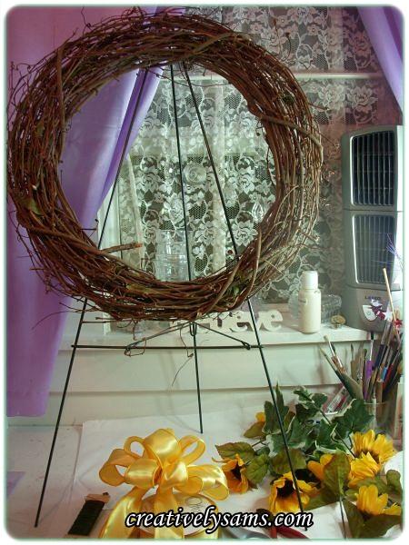 Summer Wreath