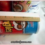Pringles Can Centerpiece