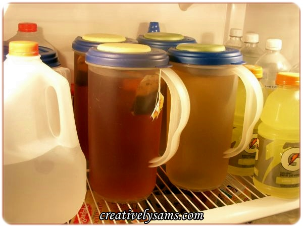 Easy Iced Tea Recipe