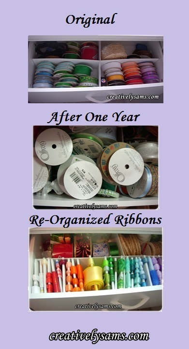 Reorganizing My Ribbon
