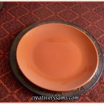 Burnt Orange Stoneware