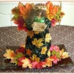 Harvest Angel Centerpiece