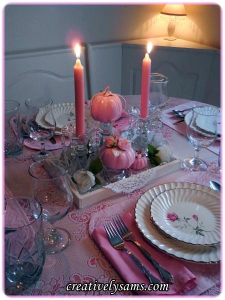 Pumpkins & Roses
