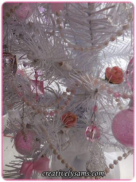 Jeweled Christmas Ornaments