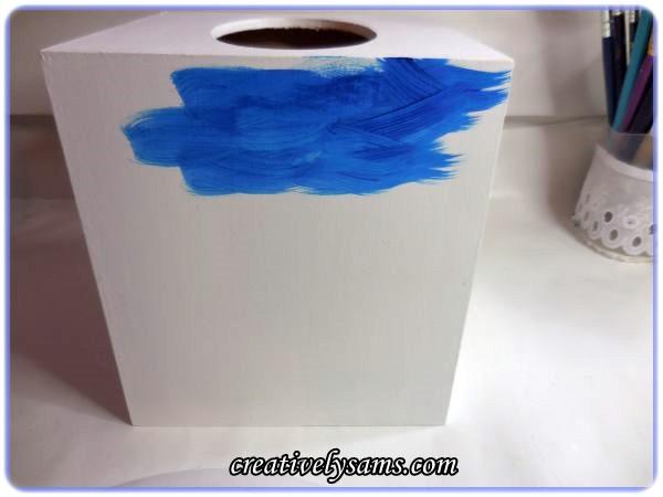 Christmas Tissue Box