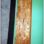Reupholstering Waterbed Rails