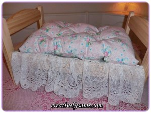 American Girl Bedding