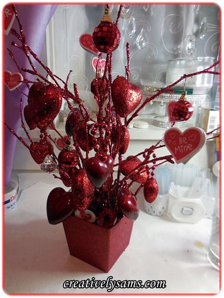 Be My Valentine Centerpiece
