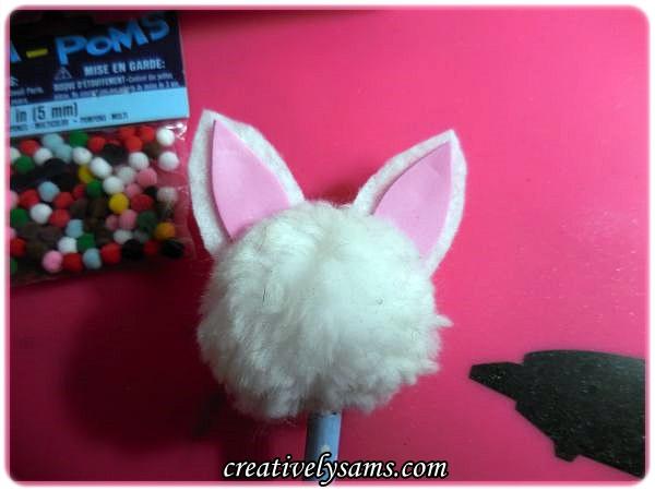 Bunny Pencils