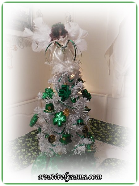 St. Patrick's Day Tree & Ornaments