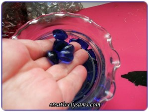 Scatter Candle Centerpiece