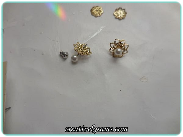 DIY Earring Jackets