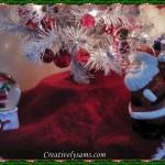 Santa theme tree