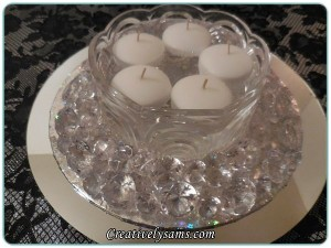 Diamond Candle Ring