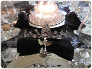 New Year Tablescape