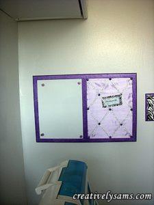 Shabby Chic Memo Board