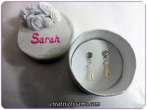 Earrings for the Bride