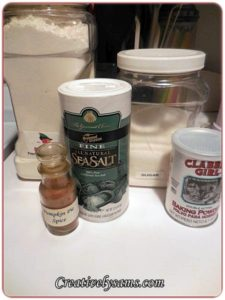 Blender Apple Muffins