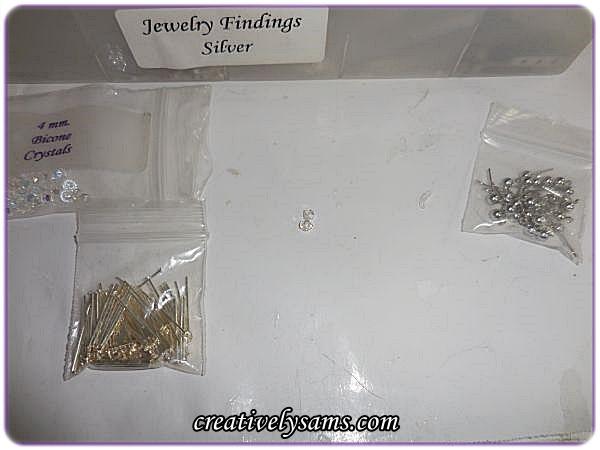 Earrings for the Bride & Flower Girl