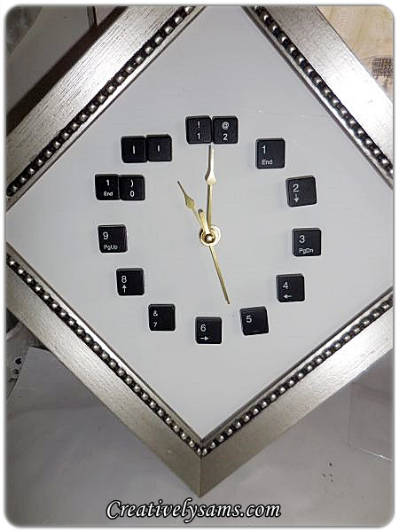 Keyboard Clock
