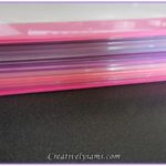 Filing With Binders - Colored Paper