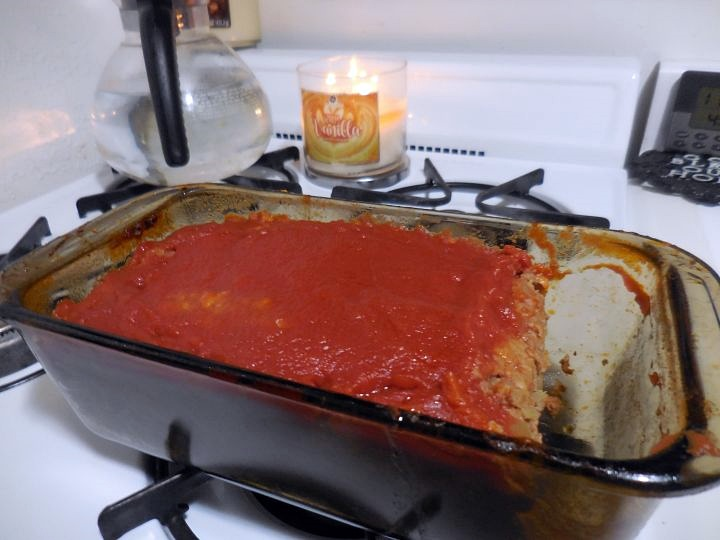 Microwave Meatloaf Creatively Sam S